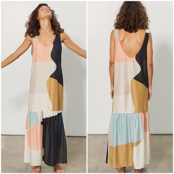 4488b640ce Mara Hoffman Dresses | Nwt Valentina Coverup Dress | Poshmark